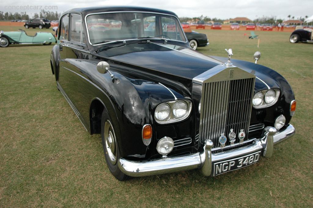 1966 Rolls-Royce Phantom V Image