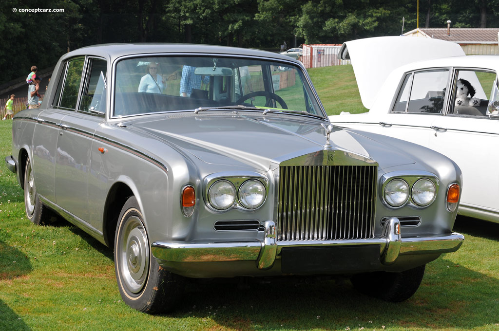 auction results and data for 1968 rolls royce silver shadow. Black Bedroom Furniture Sets. Home Design Ideas