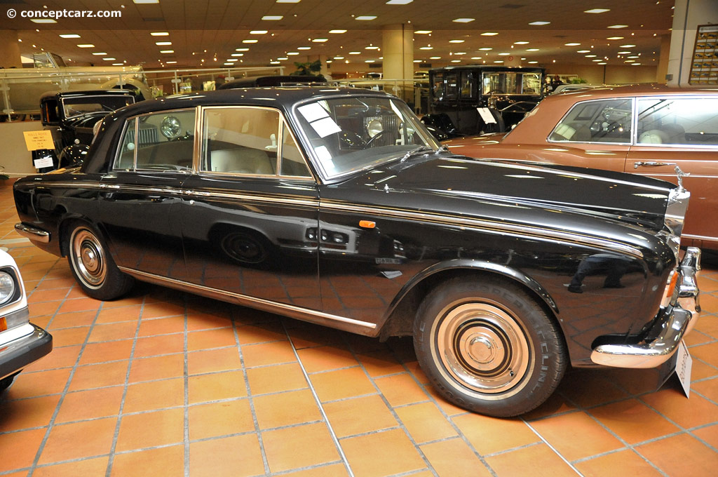 Auction Results And Data For Rolls Royce Silver Shadow