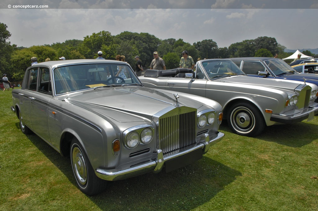1968 rolls royce silver shadow pictures history value research news. Black Bedroom Furniture Sets. Home Design Ideas