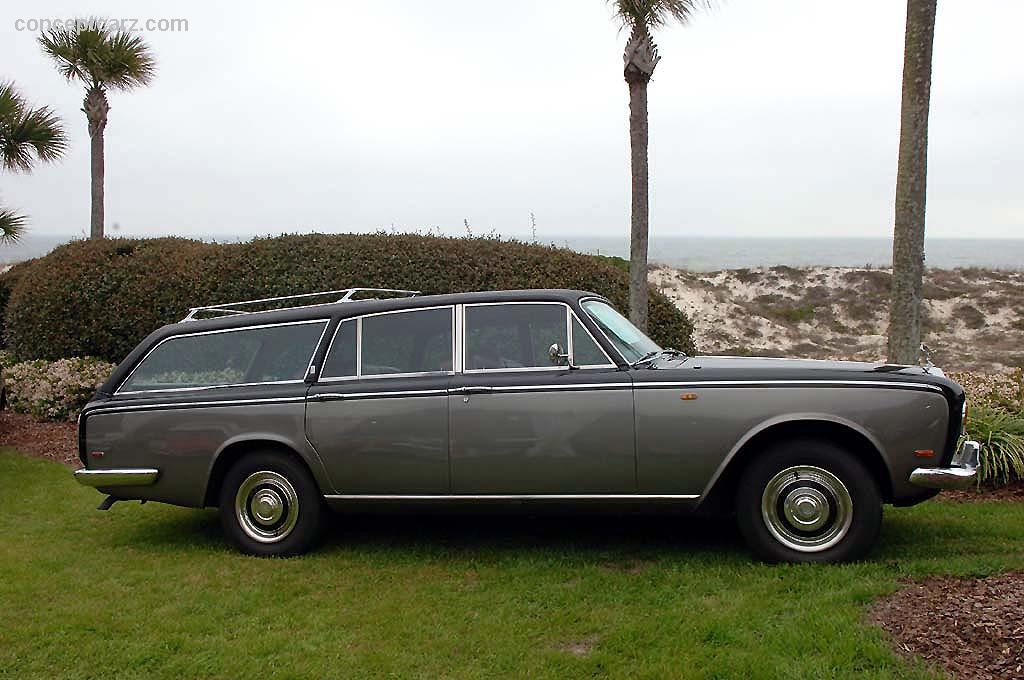 Rolls Royce Wraith For Sale >> 1969 Rolls-Royce Silver Shadow Estate Wagon - conceptcarz.com