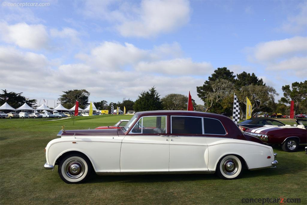 Auction Results And Data For 1971 Rolls Royce Phantom Vi Conceptcarz Com