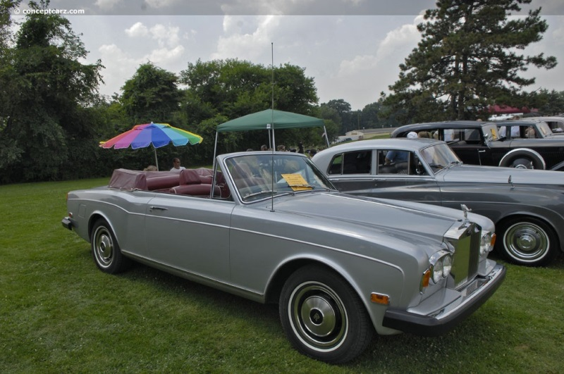 1975 Rolls-Royce Corniche pictures and wallpaper