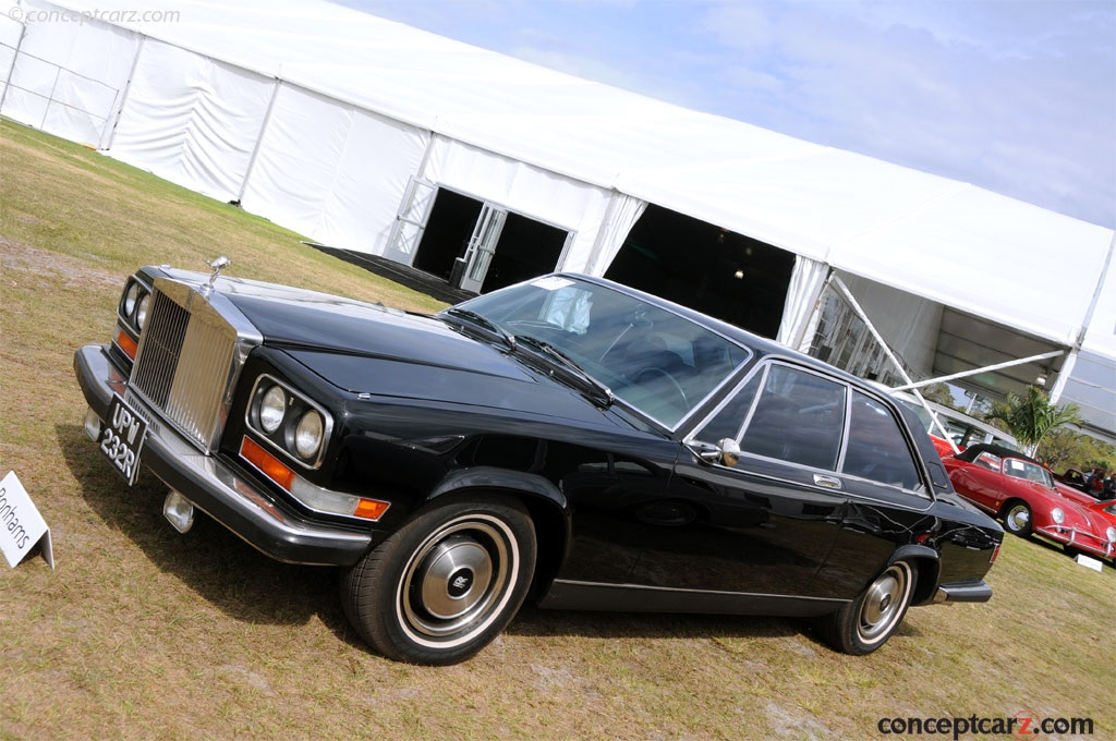 1977 Rolls-Royce Camargue Image