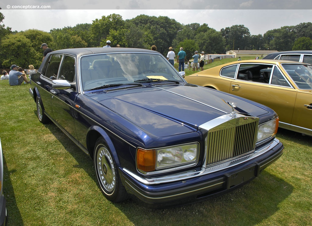 1996 rolls royce silver spur pictures history value research news. Black Bedroom Furniture Sets. Home Design Ideas