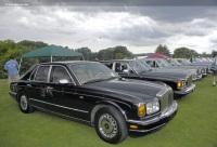 1999 Rolls-Royce Silver Seraph image.