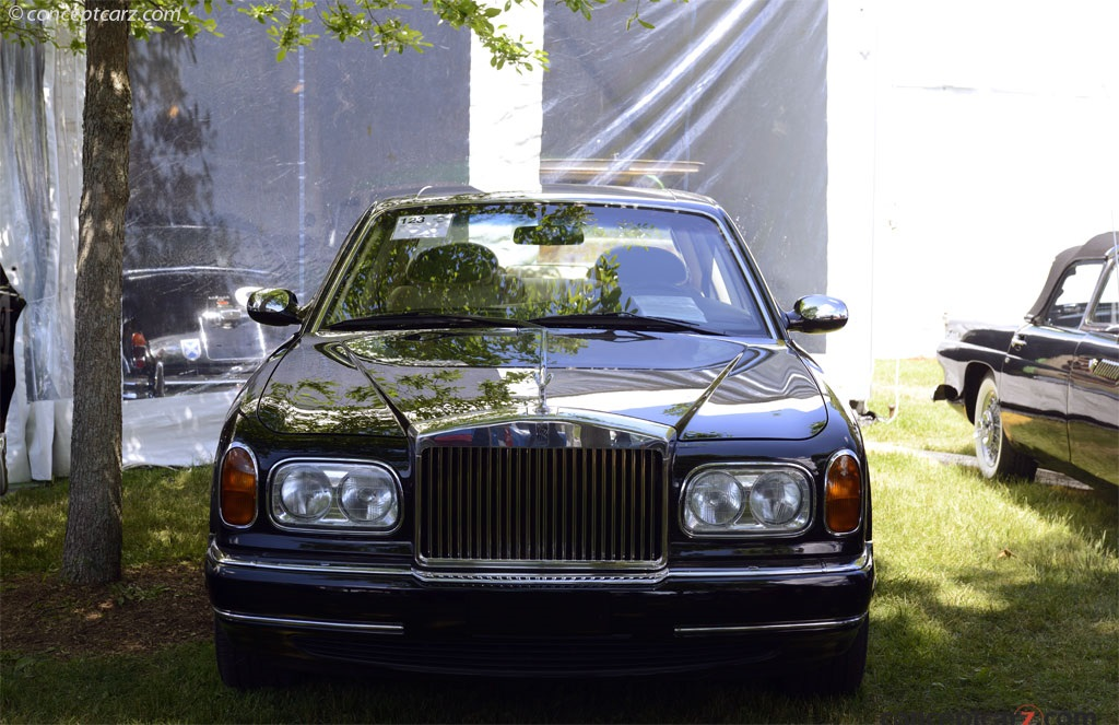 auction results and data for 1999 rolls royce silver seraph. Black Bedroom Furniture Sets. Home Design Ideas