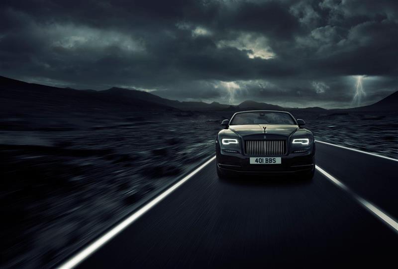 2017 Rolls-Royce Dawn Black Badge