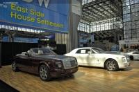2009 Rolls-Royce Phantom Drophead image.