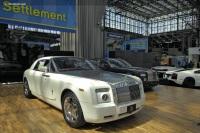 2009 Rolls-Royce Phantom image.