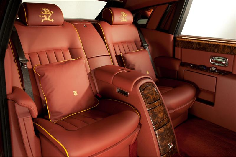 2012 Rolls-Royce Phantom Dragon Collection Image