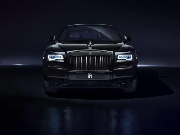 Rolls-Royce Ghost Black Badge