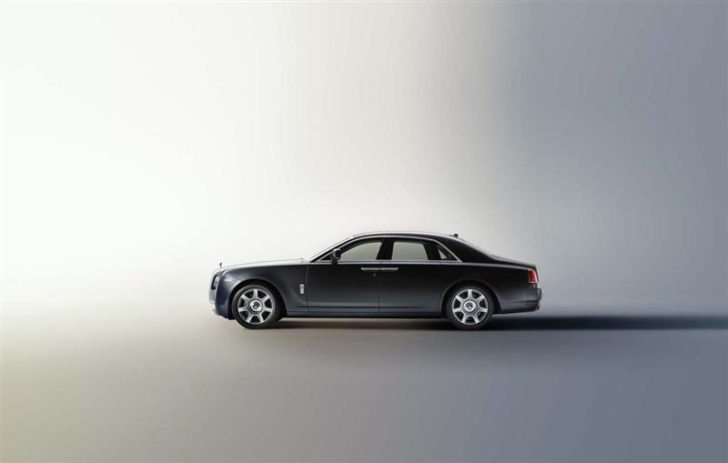 2009 Rolls-Royce 200EX Concept