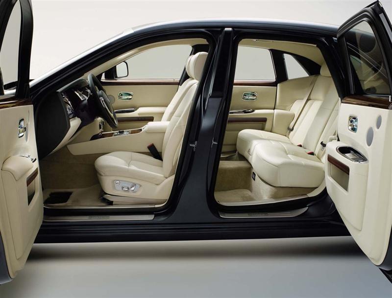 2009 Rolls-Royce 200EX Concept Image