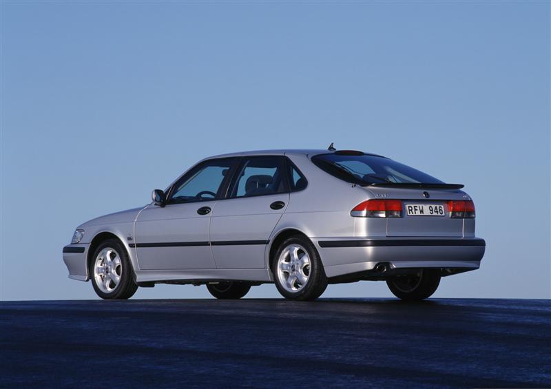 2001 Saab 9-3 Image