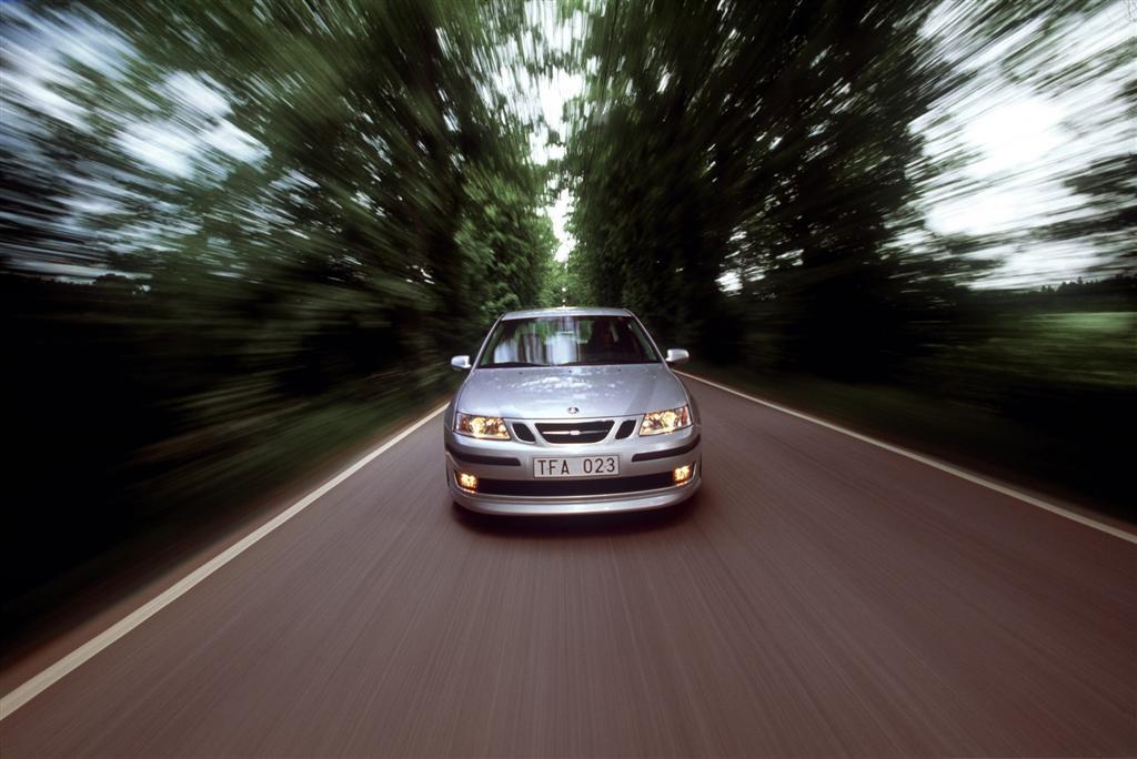 2003 Saab 9 3 Image