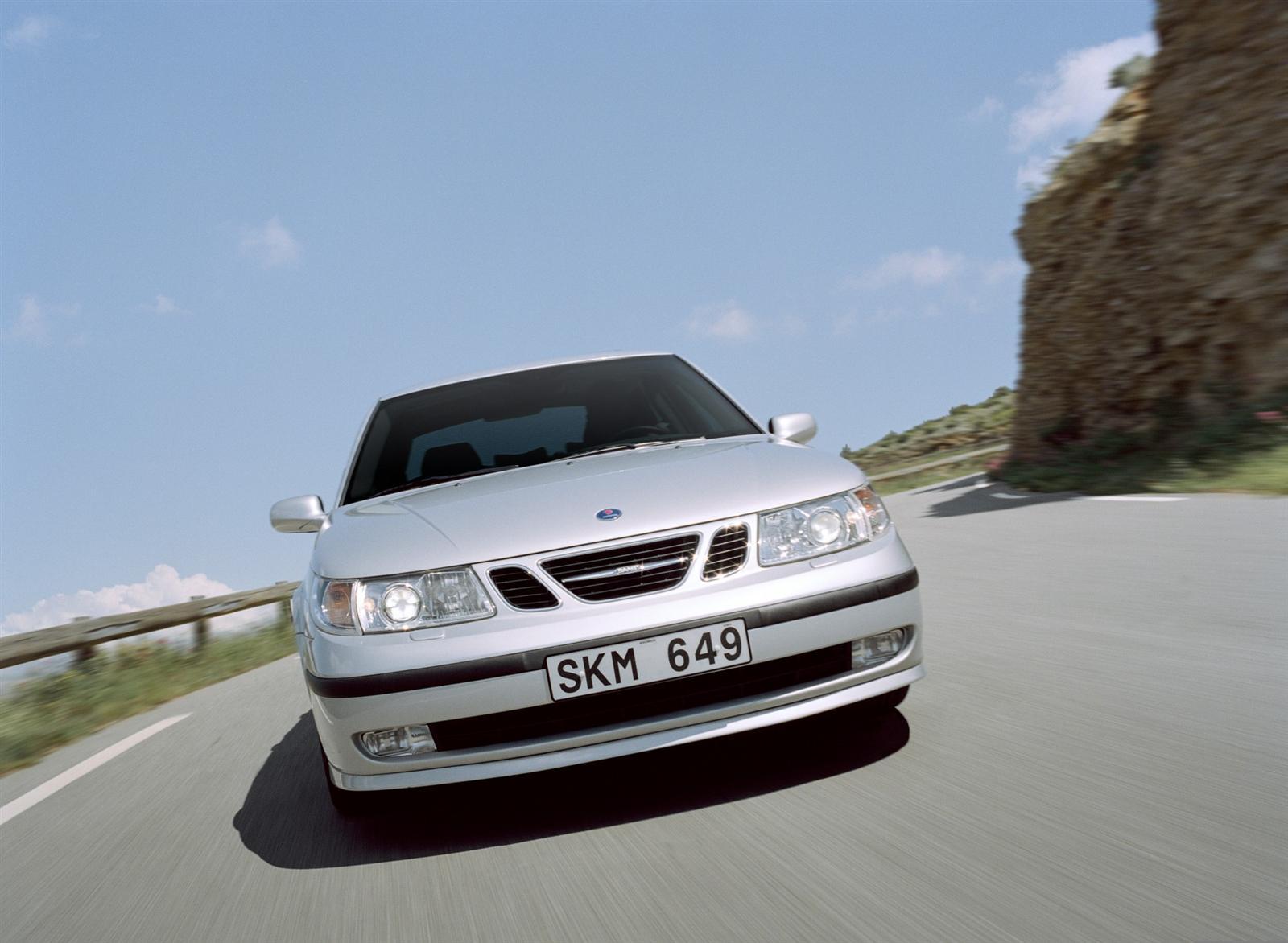 2003 Saab 9-5 Image