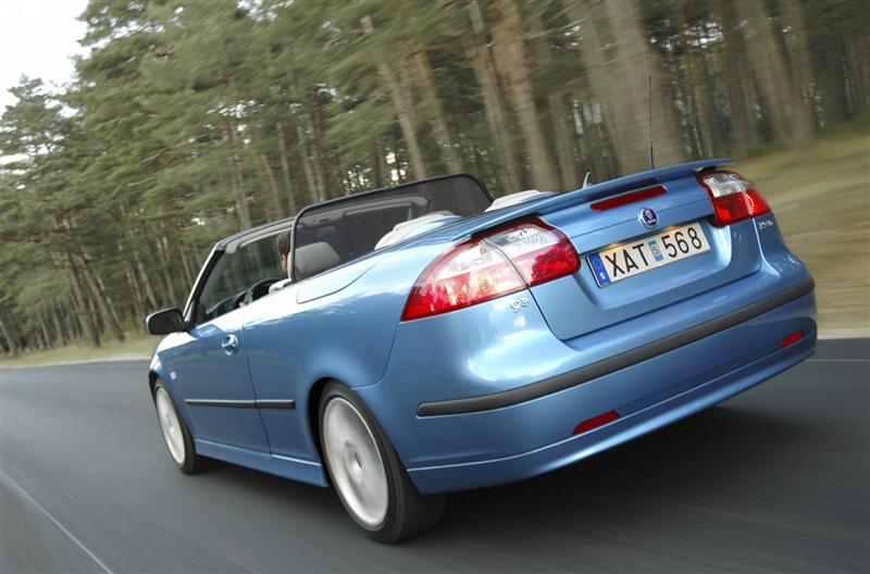 2006 Saab 9-3