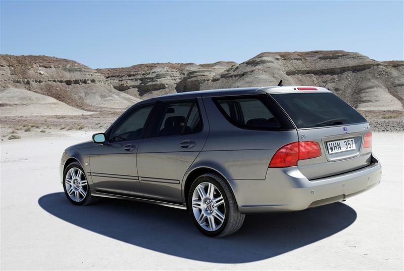 2006 Saab 9-5 Image