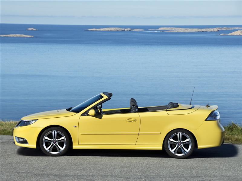 2008 saab 9 3 convertible yellow edition images photo. Black Bedroom Furniture Sets. Home Design Ideas