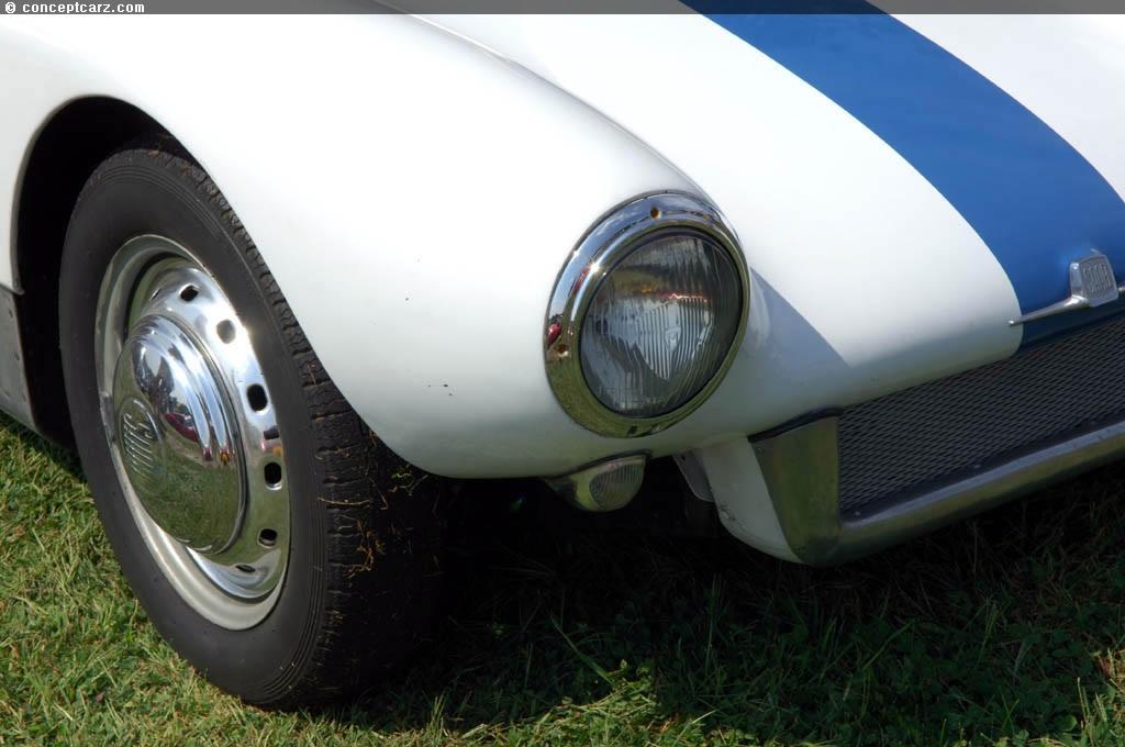 1956 Saab Sonett Super Sport Images Photo 56
