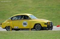 1967 Saab 96 image.