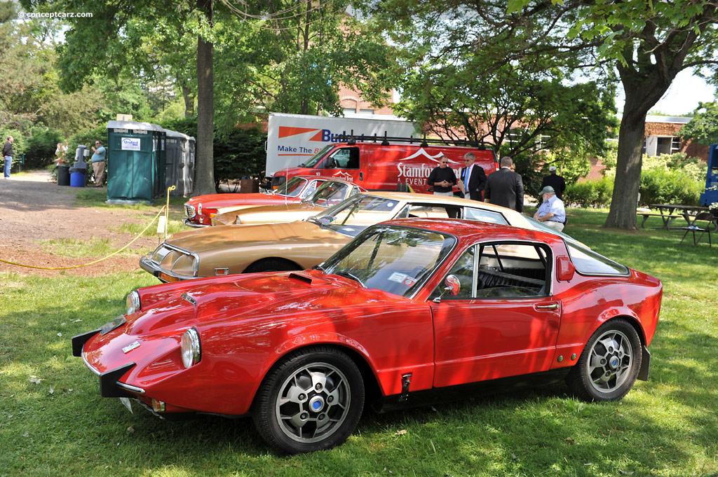 1968 Saab So t on Trend Toys Models