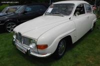 1969 Saab 96 image.