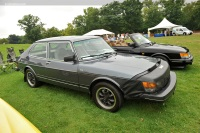 1982 Saab 900 image.
