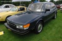 1985 Saab 900 image.