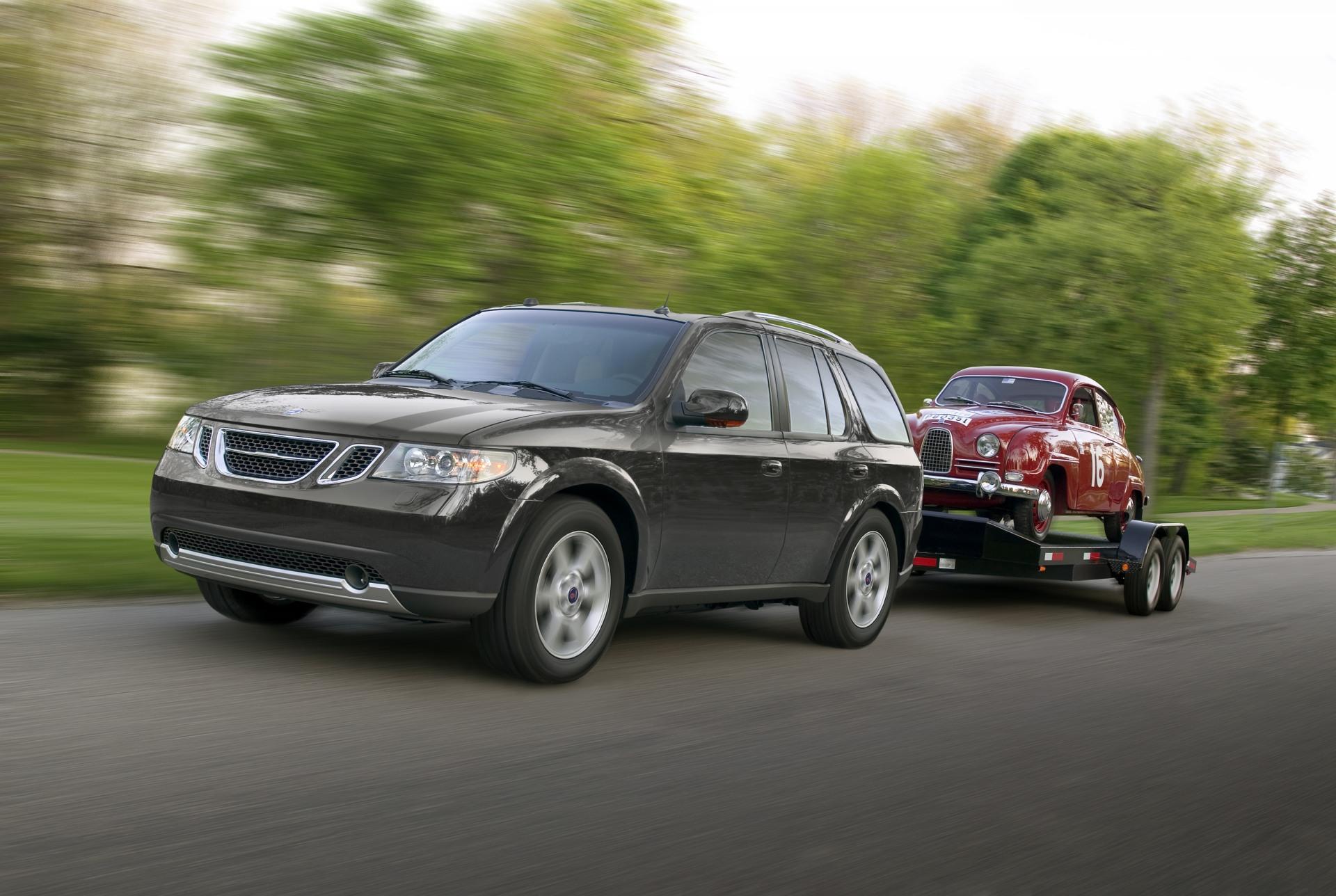 2009 saab 9 7x - 2009 Saab 9 7x 37