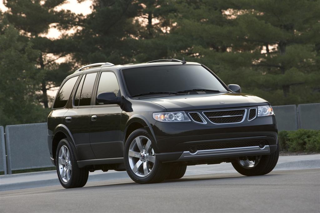 2009 Saab 9 7x Conceptcarz Com