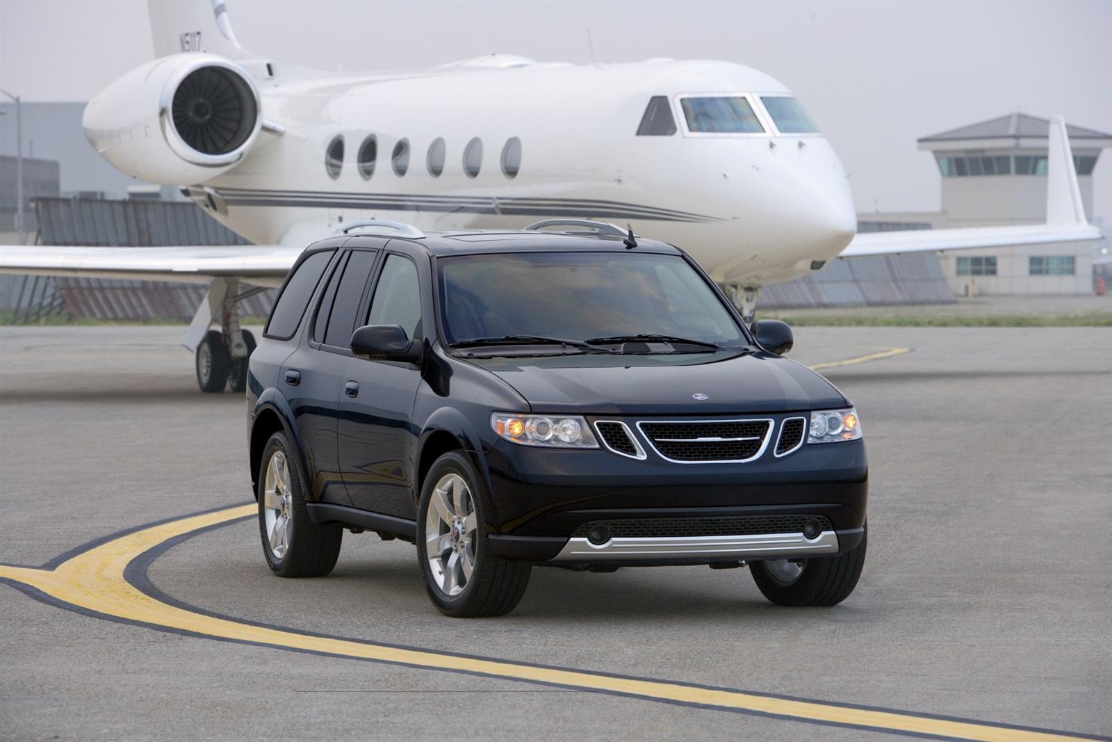 2009 Saab 9-7X Image