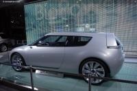 2008 Saab 9-X BioHybrid Concept