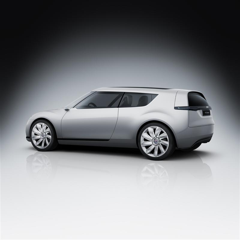 2008 Saab 9-X BioHybrid Concept Image