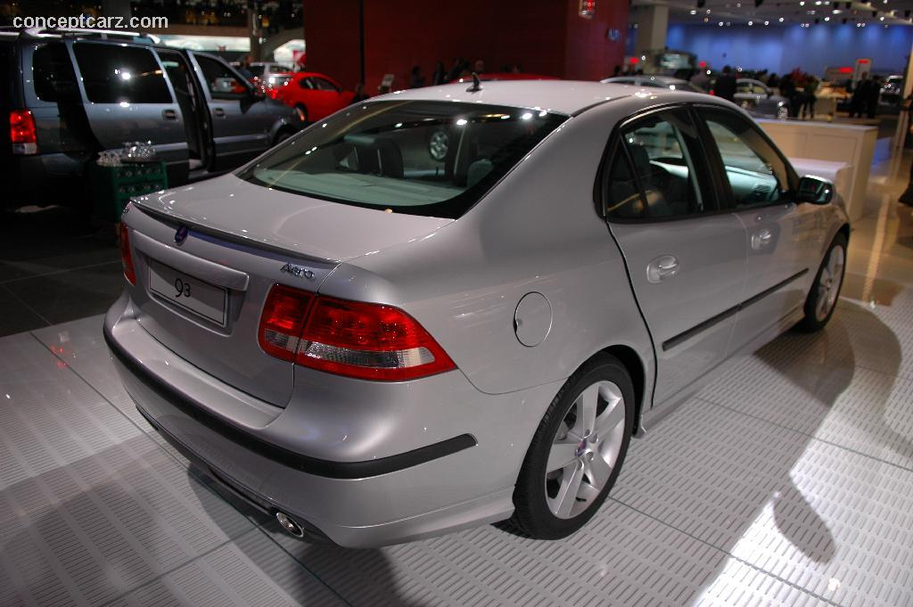 2006 Saab 9-3 Image