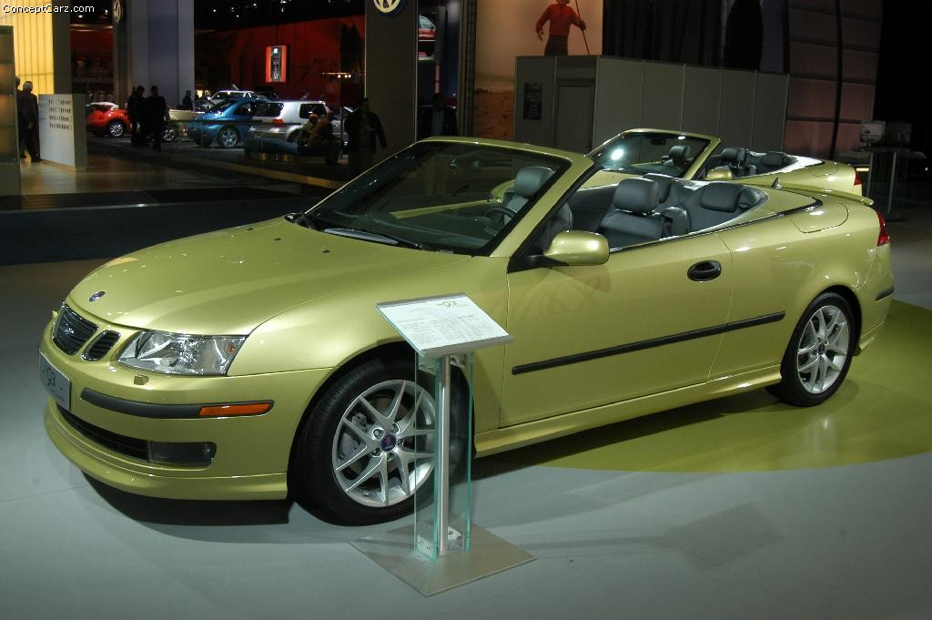 2004 Saab 9 3 Image Http Www Conceptcarz Com Images