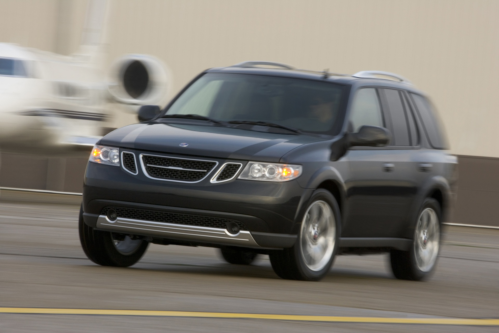 2008 Saab 9 7x Conceptcarz Com