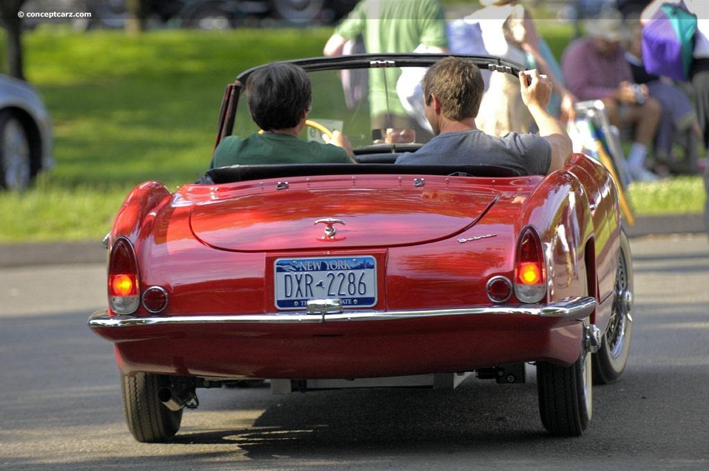 1962 Sabra Sport Conceptcarz Com