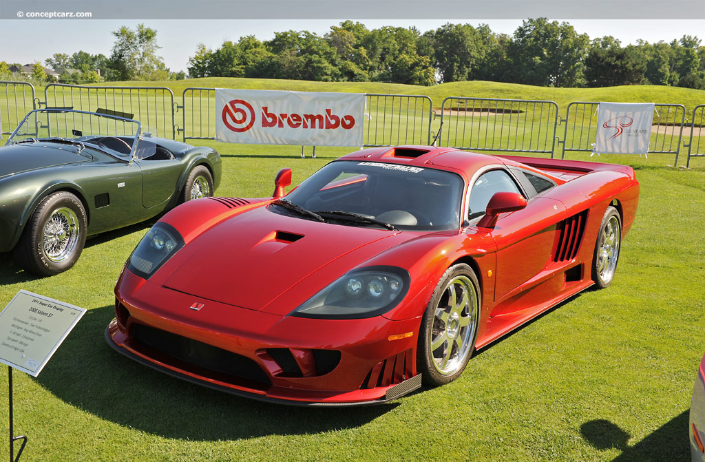 Auction Results And Data For 2006 Saleen S7 Conceptcarz Com