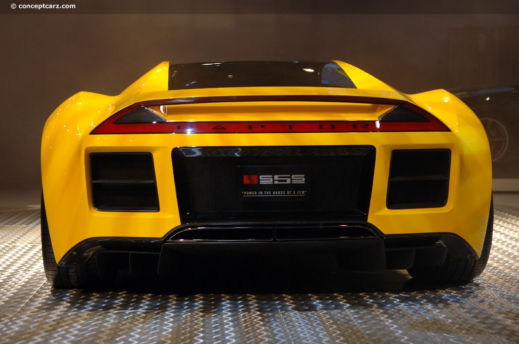 2008 saleen s5s raptor concept. Black Bedroom Furniture Sets. Home Design Ideas