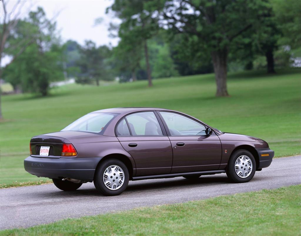 Car Wallpaper >> 2001 Saturn S-Series Photo