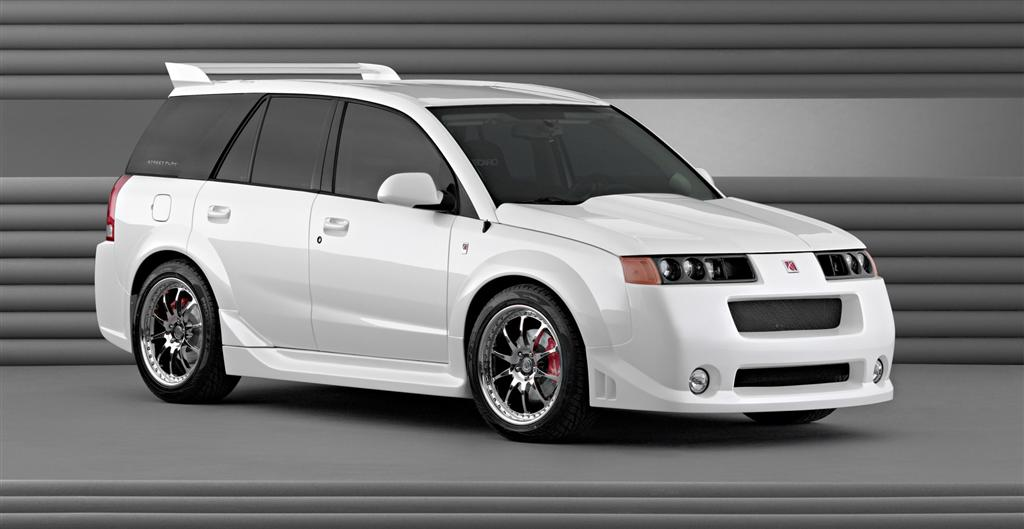 2005 Saturn Vue Pictures History Value Research News