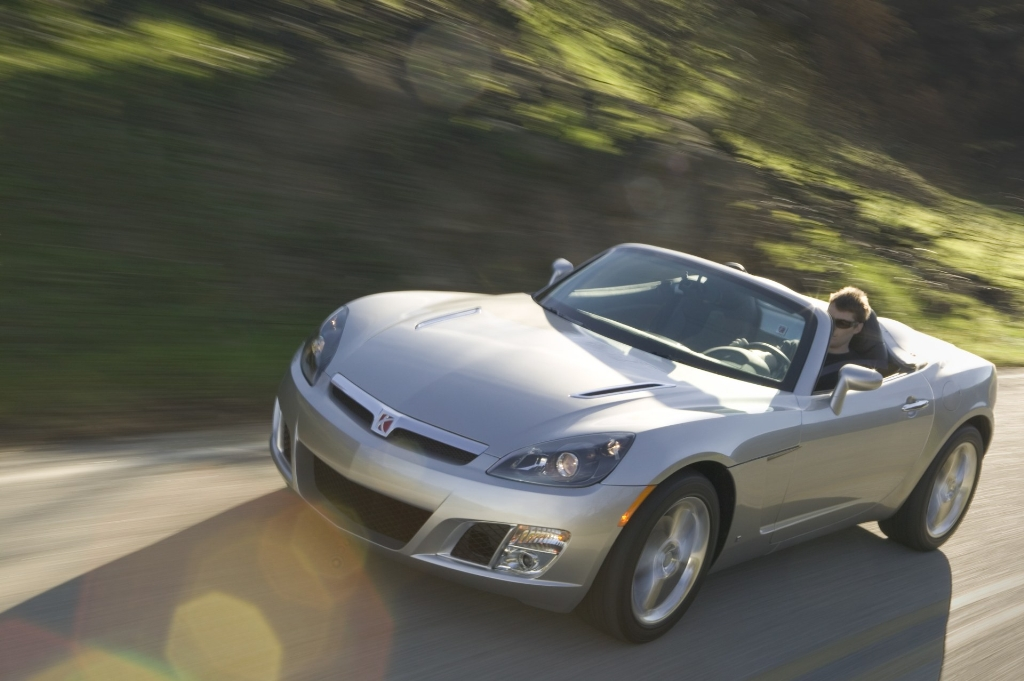 Auction results and data for 2008 Saturn Sky  conceptcarz