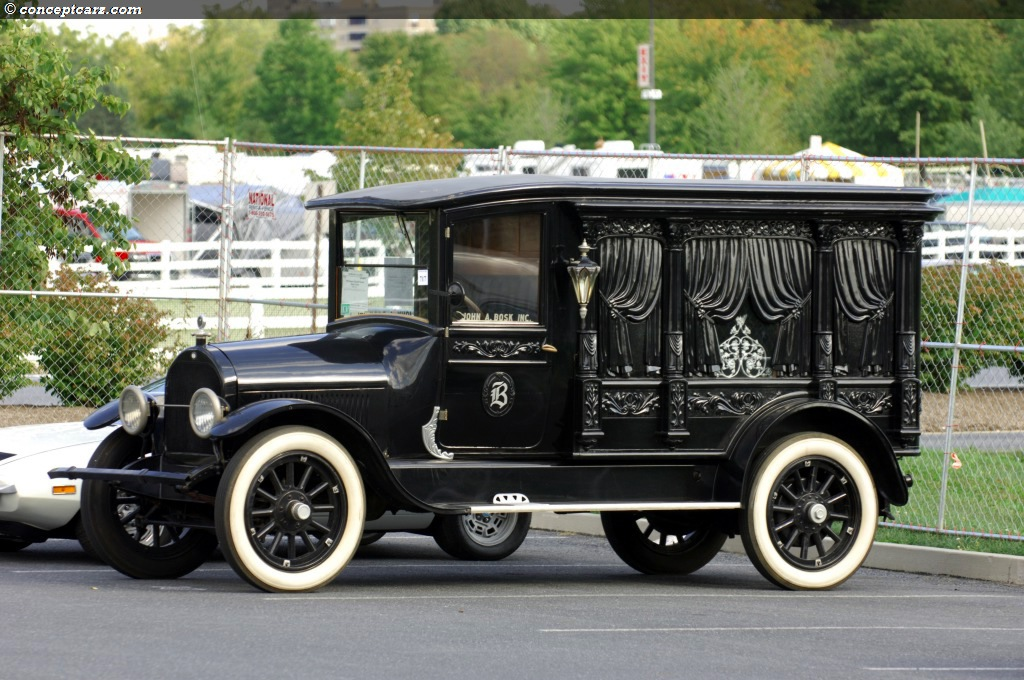 1919 Sayers And Scovill Hearse Pictures History Value