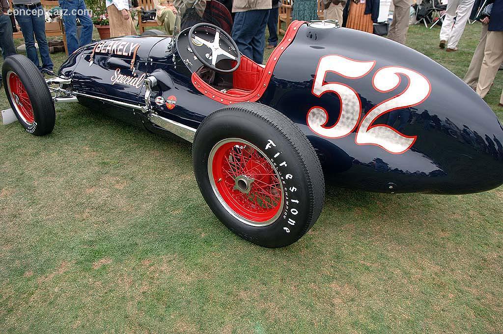 Bryan Schroeder >> 1950 Schroeder Indianapolis Special - conceptcarz.com