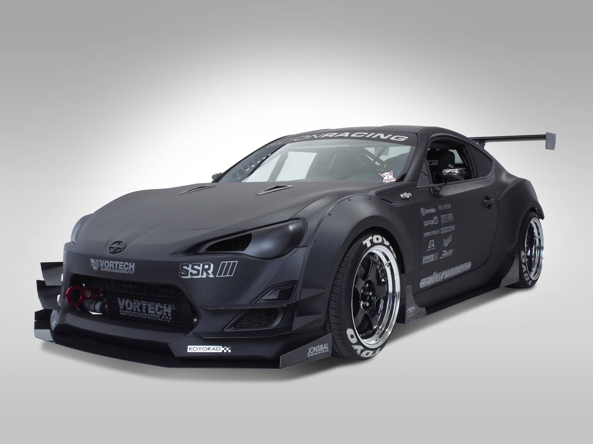 2012 scion fr s gt by daniel song. Black Bedroom Furniture Sets. Home Design Ideas