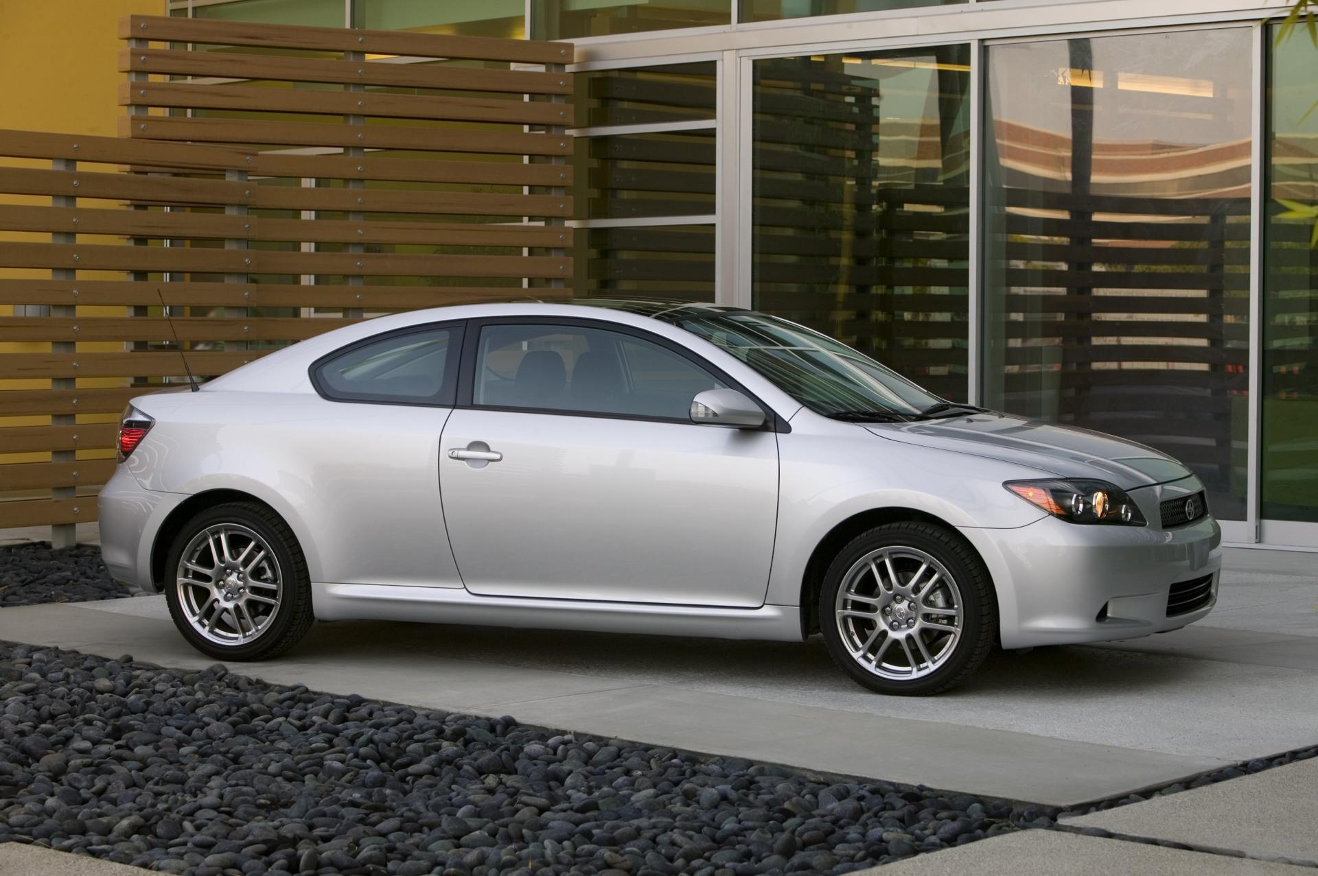 Scion Tc Coupe Exterior Image