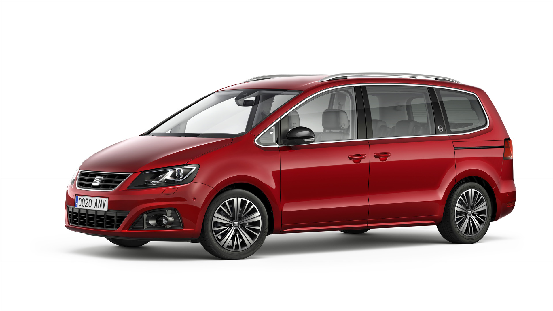 2016 seat alhambra 20th anniversary. Black Bedroom Furniture Sets. Home Design Ideas
