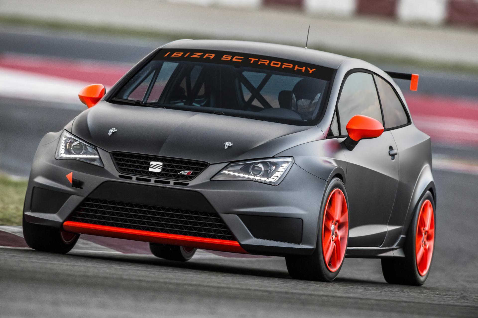 2013 Seat Ibiza SC Trophy - conceptcarz.com